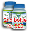 2 Bottle Hemorrhoid Treatment